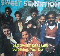 Cover Sweet Sensation [UK] - Sad Sweet Dreamer